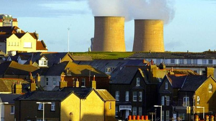 Energiepolitik: Großbritannien genehmigt Bau neuer Atomkraftwerke
