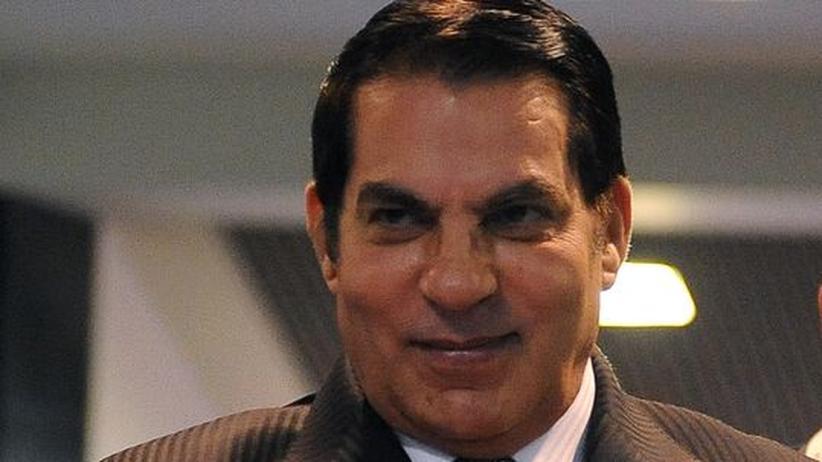 Ben Ali Tunesien Präsident