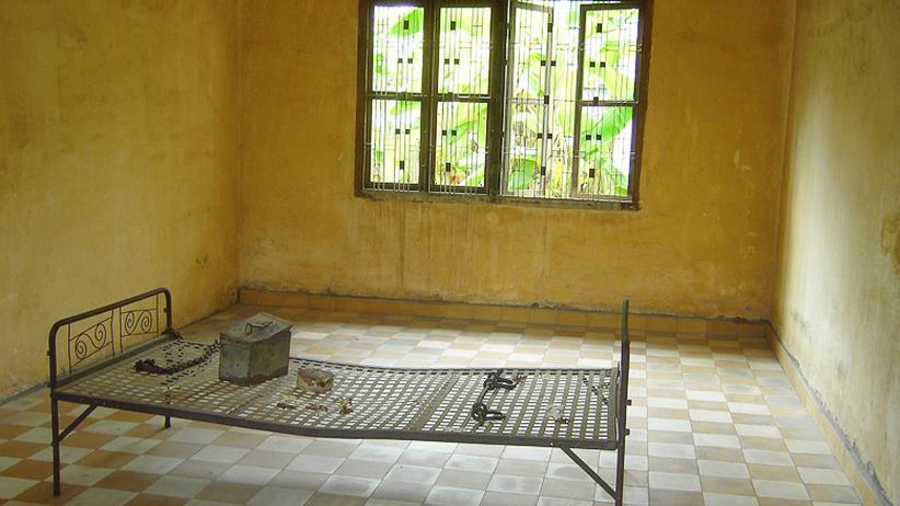 Fotostrecke: Das Gefängnis der Roten Khmer
