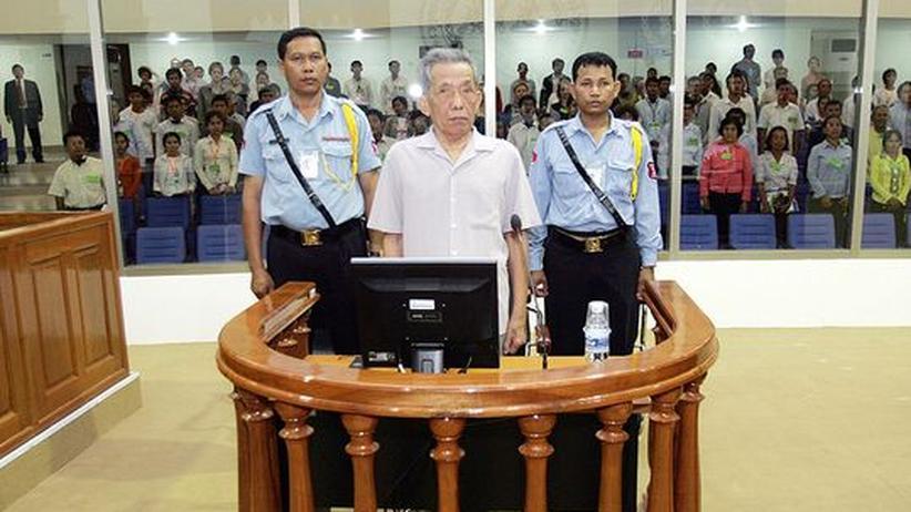 Gefängnisleiter Duch