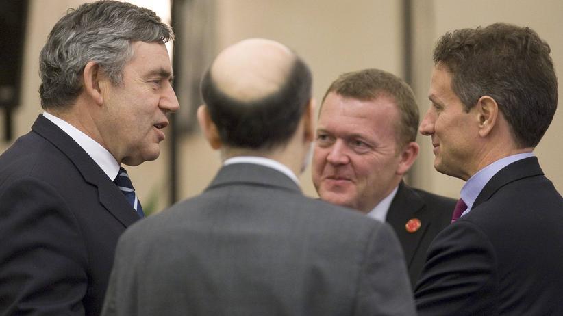G-20-Treffen: Großbritannien will Finanzmarktsteuer