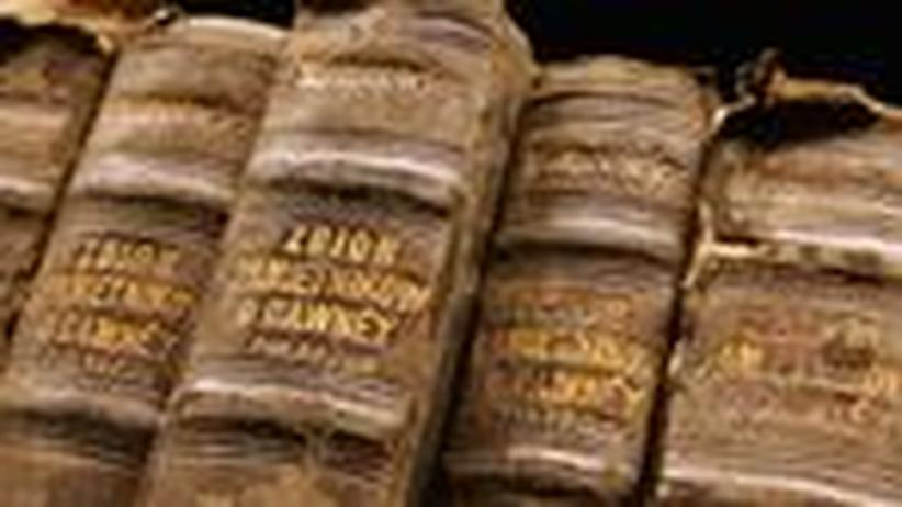 Buchdigitalisierung: Alle Bücher der Welt