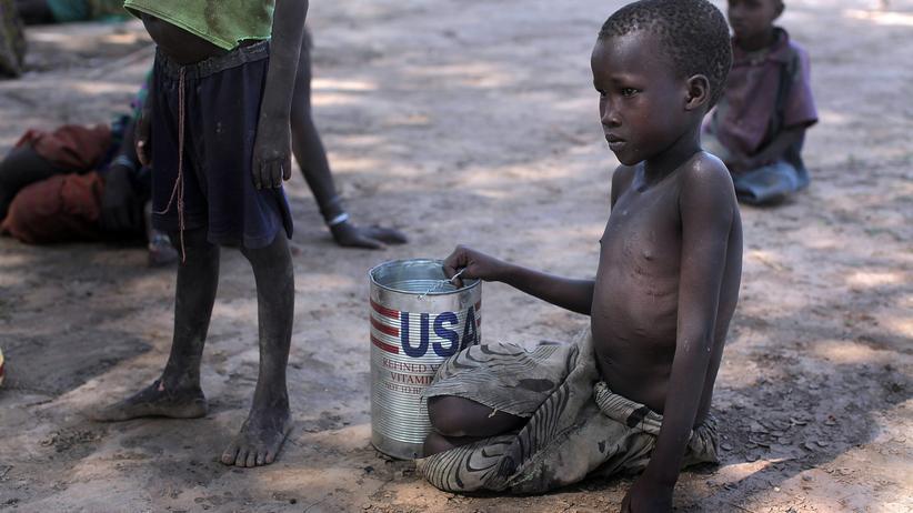 Welthungerkonferenz: Gipfel des Hohns