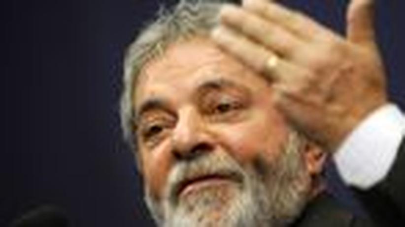 """Gespräch mit Brasiliens Präsident Silva: """"Die reichen Länder  reden viel und tun wenig"""""""