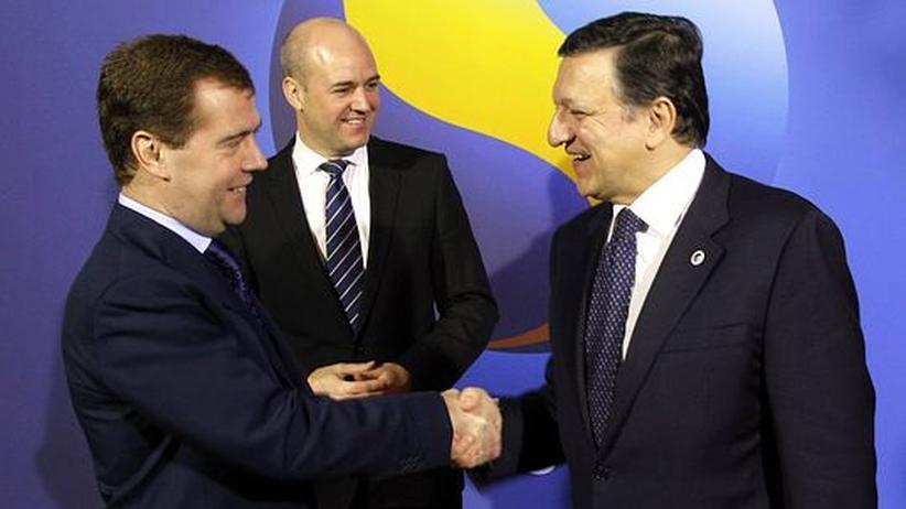 EU-Russland-Gipfel: Russland übernimmt Klimaziele der EU