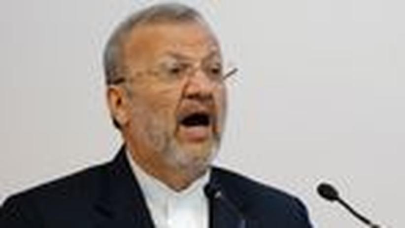 Atom-Streit mit Iran: Iran gegen Uran-Anreicherung im Ausland