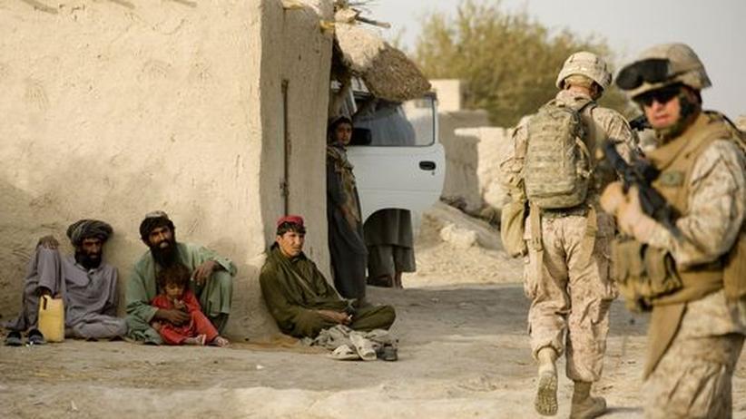 US-Militär in der Provinz Helmand