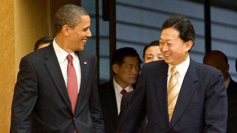 Obamas Asienreise: Asien setzt sich von Amerika ab