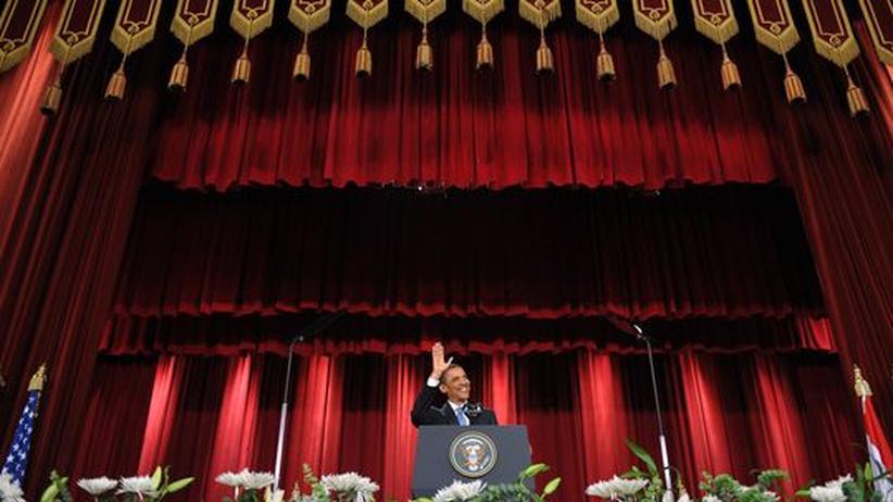 USA/Nahost: Das Versprechen von Kairo