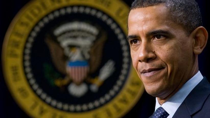 UN-Klimatagung: Obama will in Kopenhagen Zusagen machen