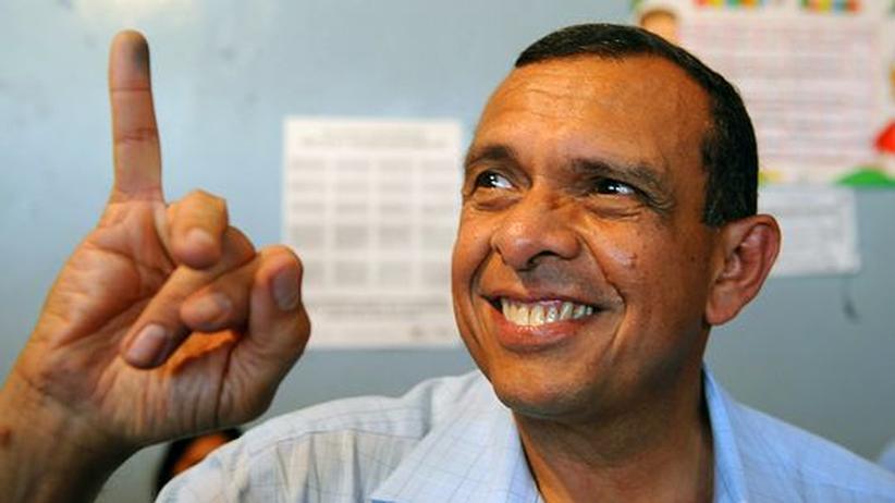Präsidentenwahl: Konservativer soll Honduras aus der Staatskrise führen