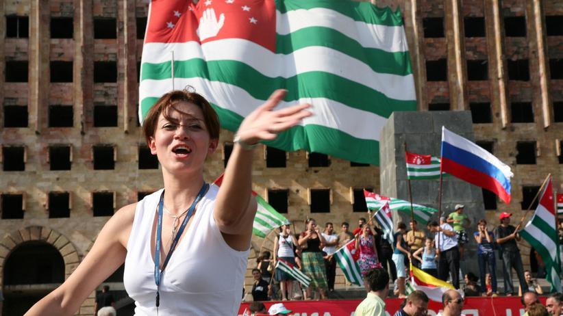 Wahl in Abchasien: Im Kaukasus entsteht ein Staat