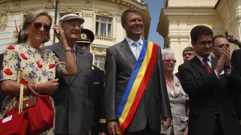 Präsidentschaftswahl in Rumänien: Allianz für einen Deutschen
