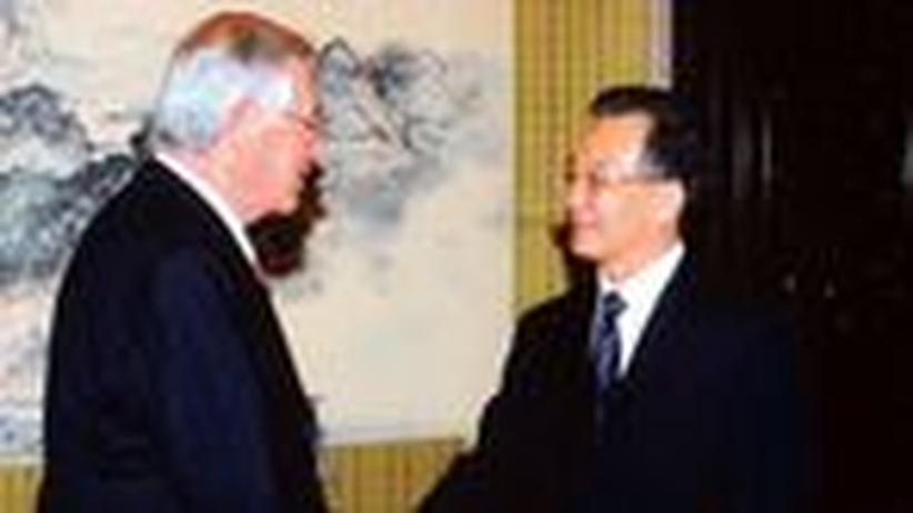 """China und Europa: """"China ist ein Entwicklungsland"""""""