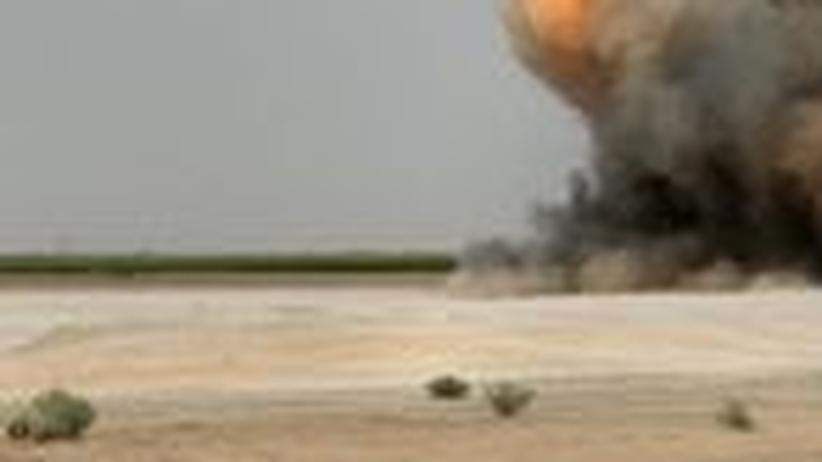 Jahresrückblick 2009: Zwölf Monate Krieg und Konflikt
