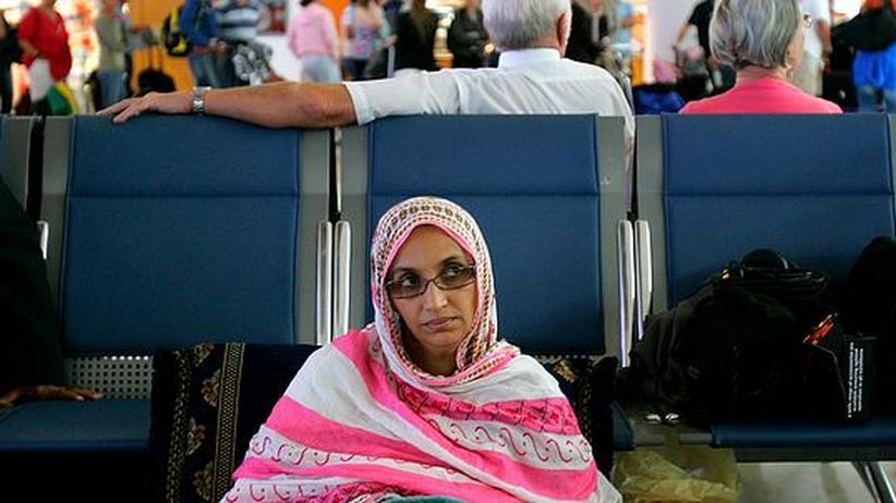 Hungerstreik: Frau Haidar will in die Wüste zurück