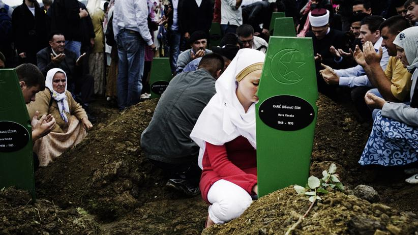 Fotostrecke Srebrenica: Erinnerung an das Unaussprechliche