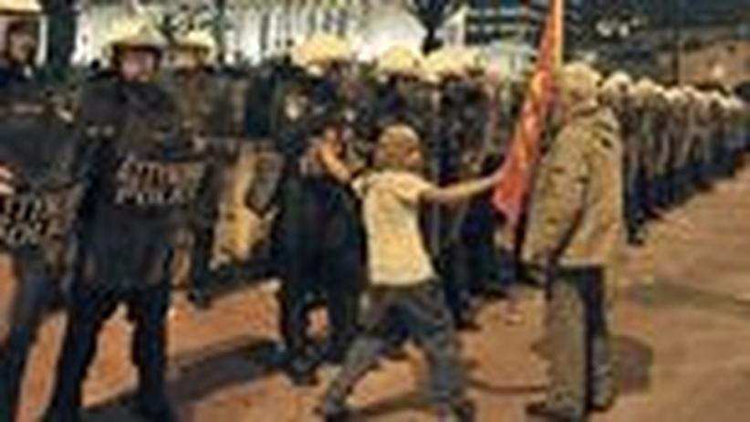 Wirtschaftskrise: Griechenland, Siechenland