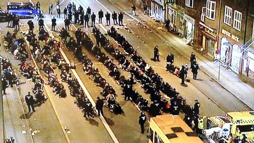Klimagipfel Kopenhagen: Weitere Demonstranten festgenommen