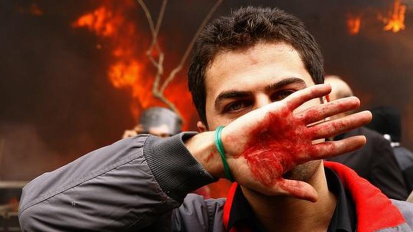 Iran: Die Islamische Republik taumelt ihrem Ende entgegen