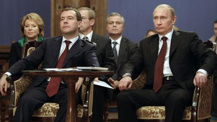 Russland: Kampf um den Kreml