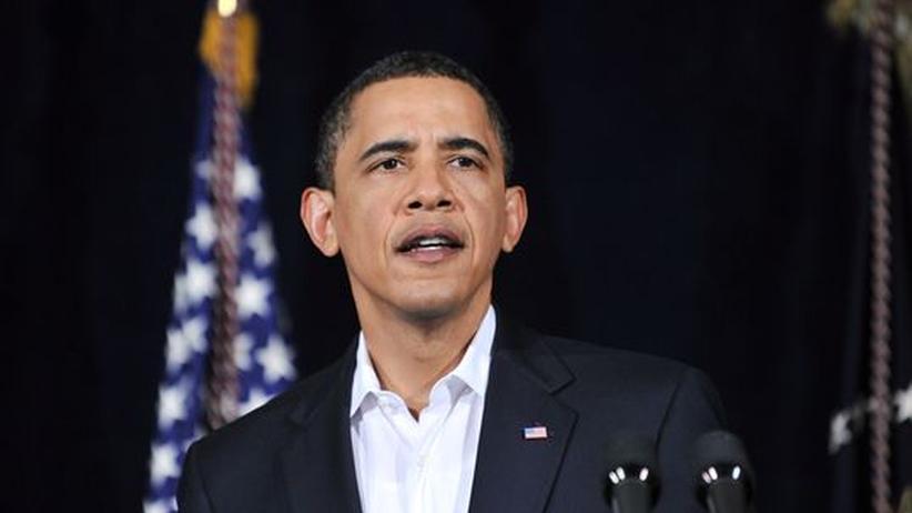 Ausschreitungen in Iran: Obama sieht in Teheran ein Regime der Tyrannei