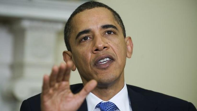 Kampf gegen Klimawandel: Obama kann Kongress bei CO2-Begrenzung umgehen