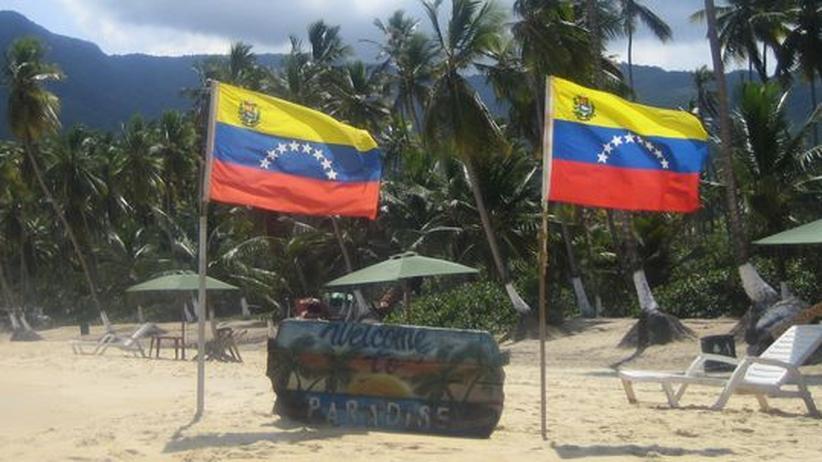 Venezuela: Karibikstrand in Venezuela