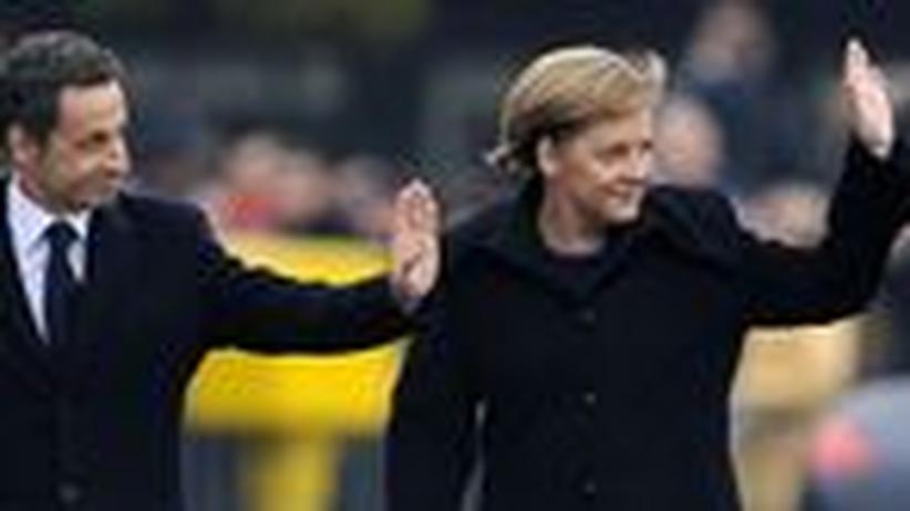 Deutschland-Frankreich: Risse in der Freundschaft