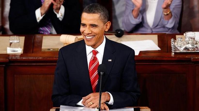 Rede zur Lage der Nation: Barack Obama, Revolutionär der Mitte