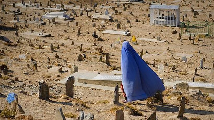 Afghanistan: Zahl ziviler Opfer auf Höchststand