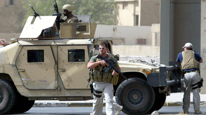 Söldner: Irak fordert Berufung im Blackwater-Prozess