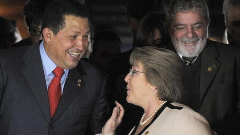Lula, Chávez, Bachelet & Co.: Linke Vielfalt