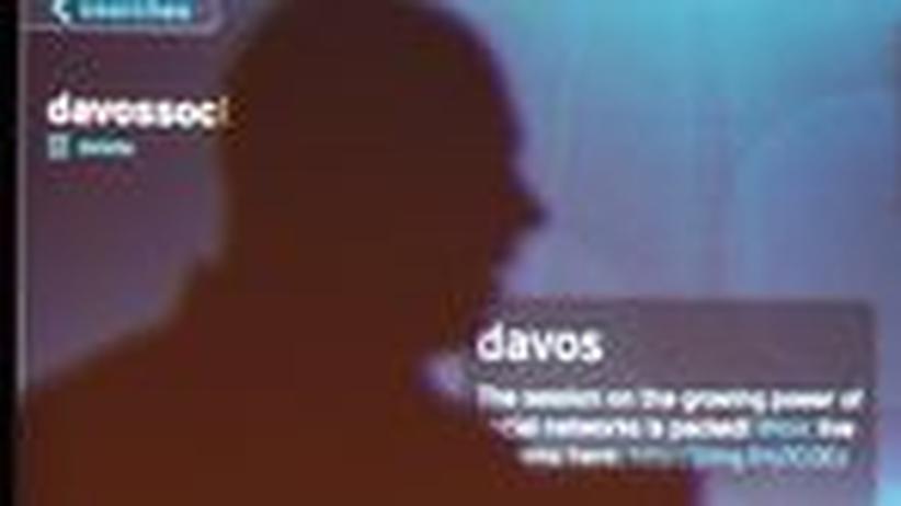 """Weltwirtschaftsforum in Davos: Im Schatten des """"Zauberbergs"""""""