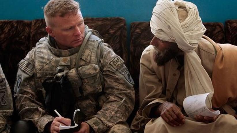 Afghanistan-Krieg: Paschtunenstamm will Taliban bekämpfen