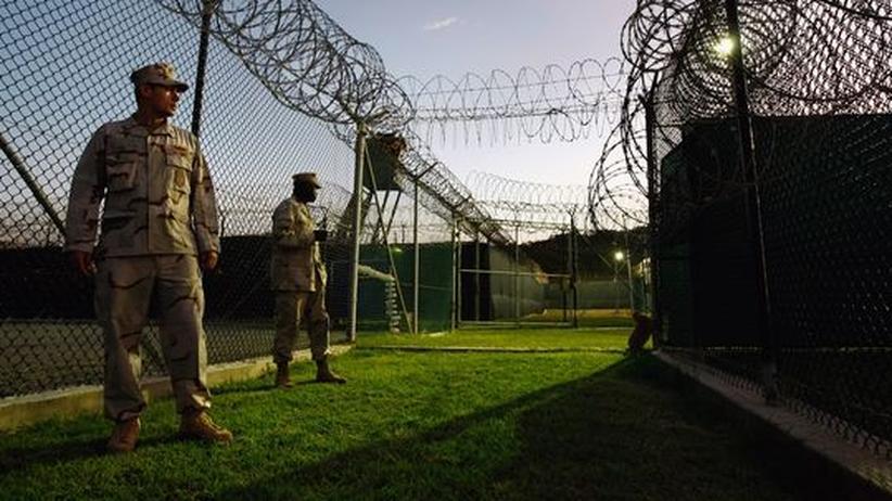 Guantánamo: Obamas erstes Versprechen bleibt unerfüllt