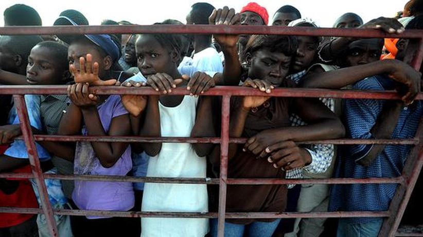 Erdbeben: Haitis Regierung ruft Notstand aus