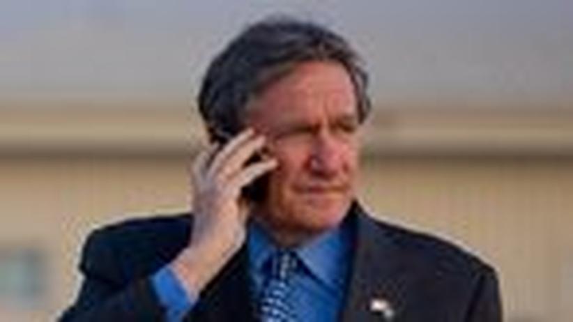 """Richard Holbrooke: """"Wir kämpfen in Afghanistan, aber der Feind sitzt in Pakistan"""""""