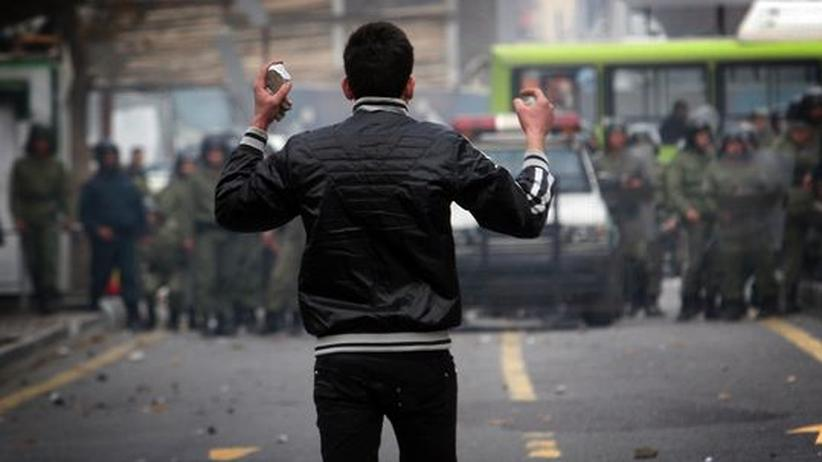 Iran: Zwei Regimekritiker hingerichtet