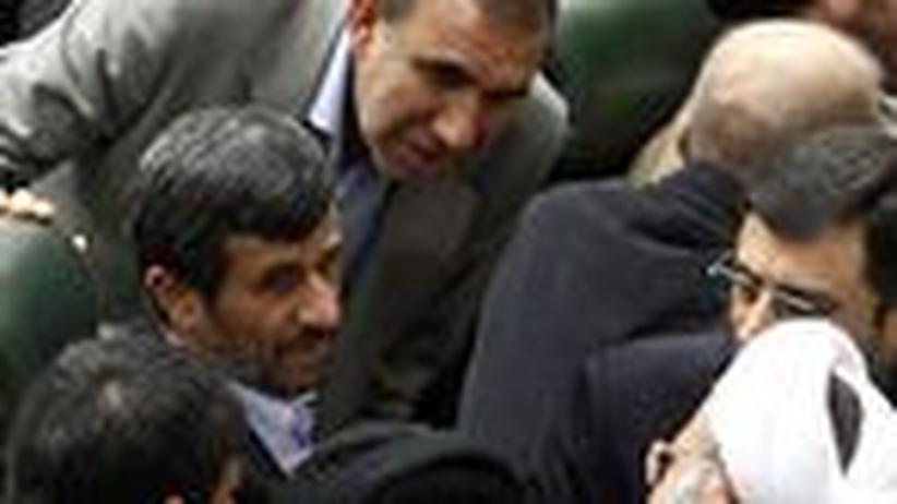 Irans Atomprogramm: Mit der Bombe leben