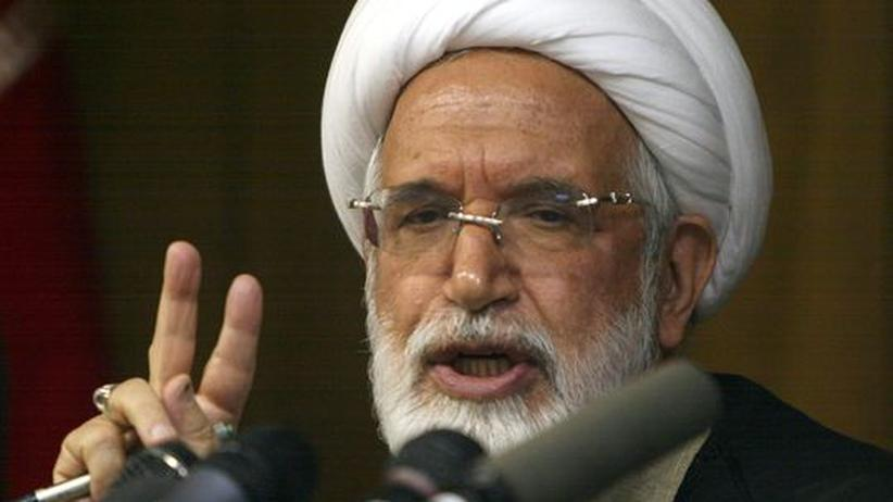 Iran: Oppositionsführer Karrubi erkennt Wahl Ahmadineschads an
