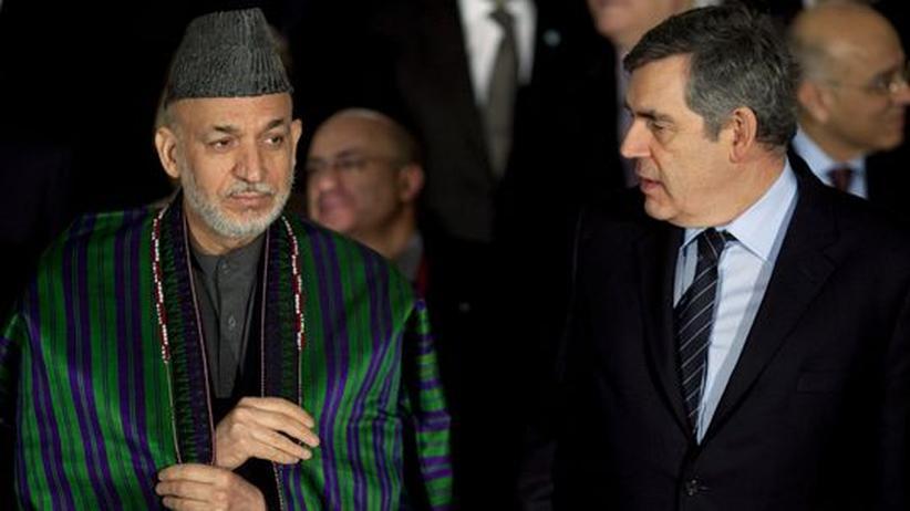 Afghanistan: Die konstruierte Abzugsperspektive