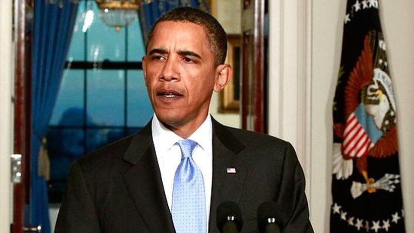 Anschlag auf US-Passagiermaschine: Präsident Barack Obama spricht im Weißen Haus über verbesserte Sicherheitsmaßnahmen nach dem nur knapp verhinderten Flugzeuganschlag und rügt die Geheimdienste.