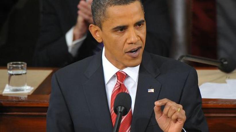 Rede zur Lage der Nation: Obama sucht den Neuanfang