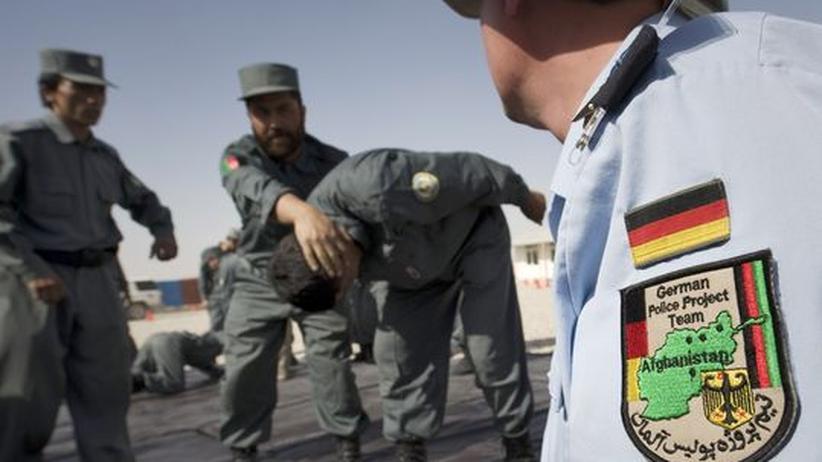 Afghanistan-Konferenz London: Verschenkte Jahre bei der Polizeiausbildung