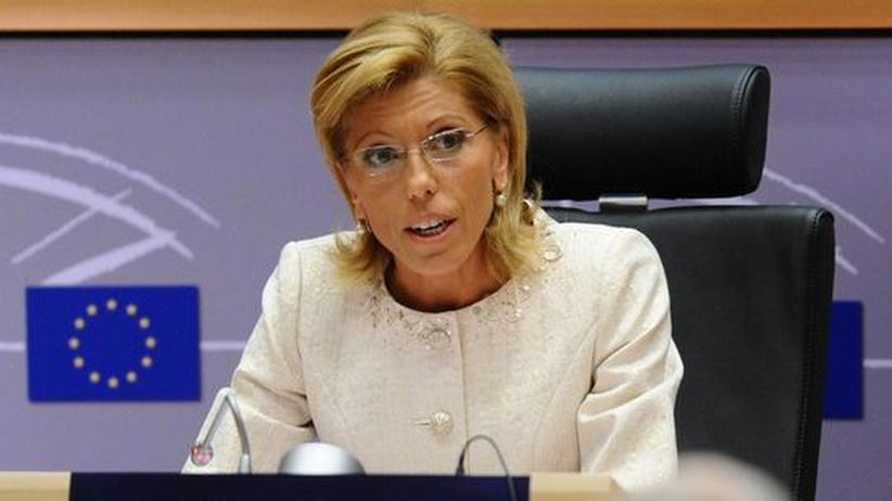 Brüssel: Barrosos Kandidatin Schelewa gibt auf