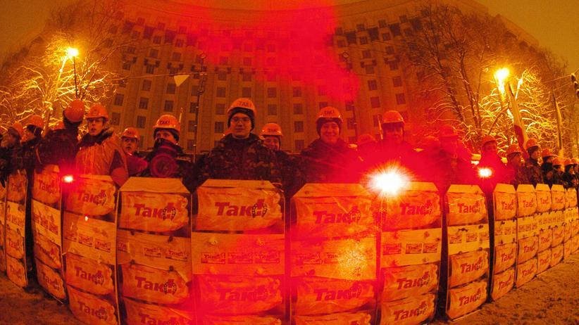 Präsidentschaftswahl in der Ukraine: Ein Traum in Orange