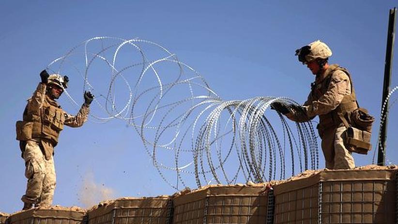 Afghanistan: US-Armee auf Taliban-Jagd tötet afghanische Polizisten