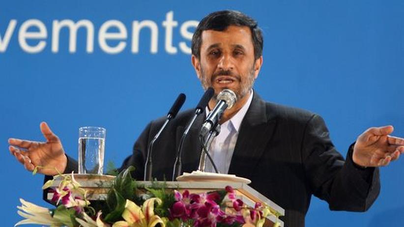 Urananreicherung in Iran: Ahmadineschad trotzt allen Drohungen des Westens
