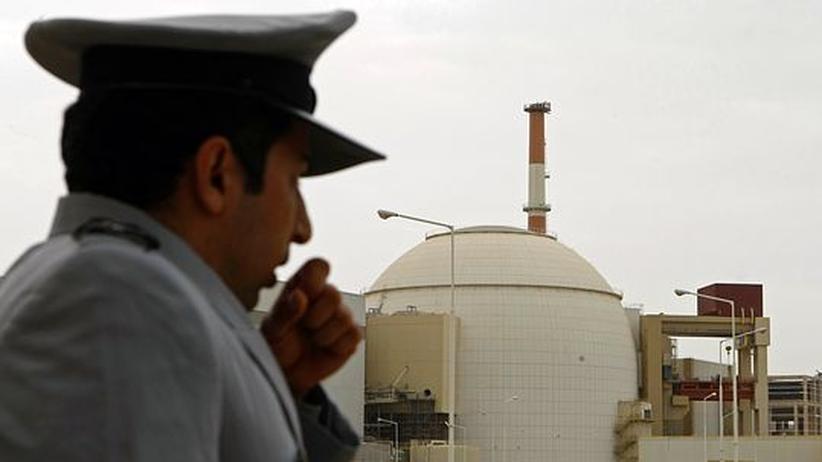 Iran: IAEA besorgt über möglichen Bau der Atombombe